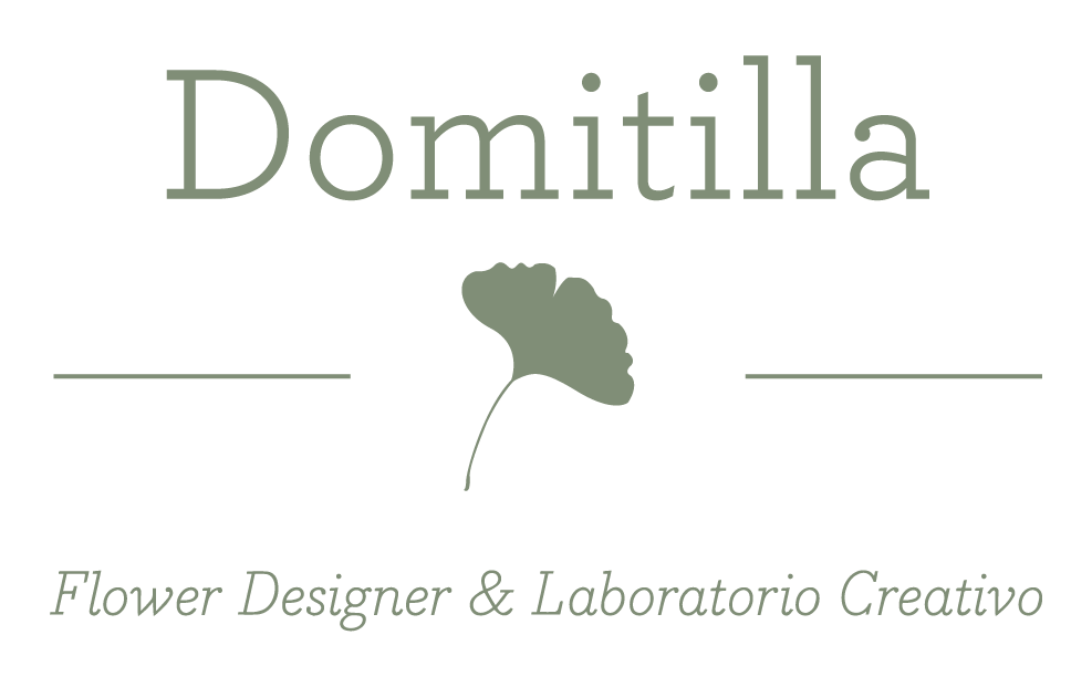 domitilla baldeschi flower designer logo