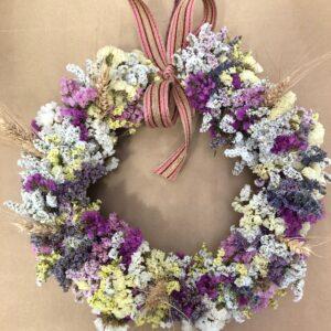ghirlande di fiori secchi flower shop Domitilla baldeschi flower designer laboratorio creativo milano